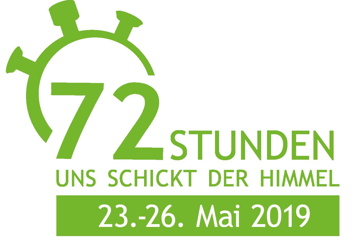 Logo der 72-Stunden-Aktion